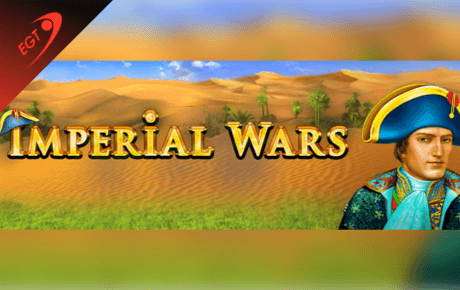imperial wars spielautomat - euro games technology