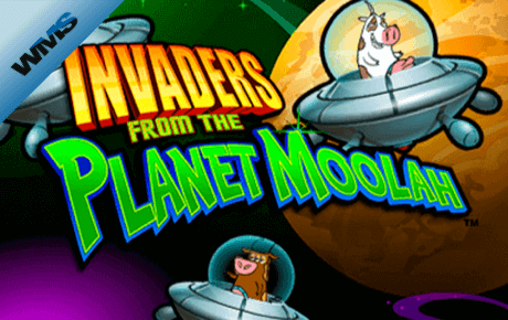 invaders from the planet moolah spielautomat - wms williams interactive