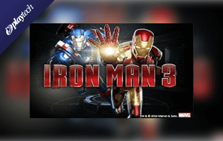 iron man 3 spielautomat - playtech