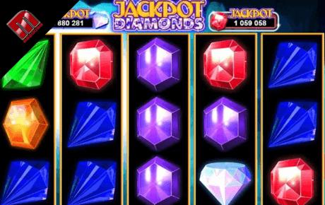 jackpot diamonds spielautomat - mazooma interactive games