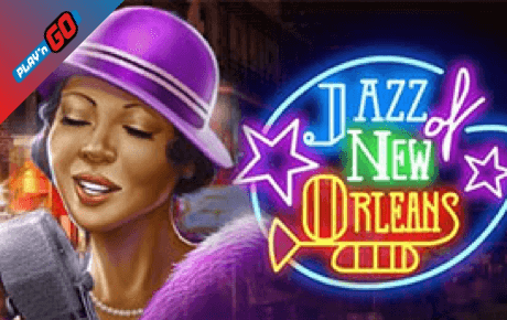 jazz of new orleans spielautomat - playn go