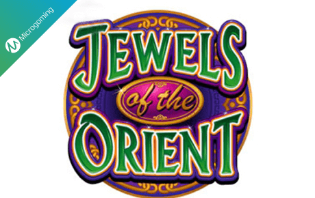 jewels of the orient spielautomat - microgaming