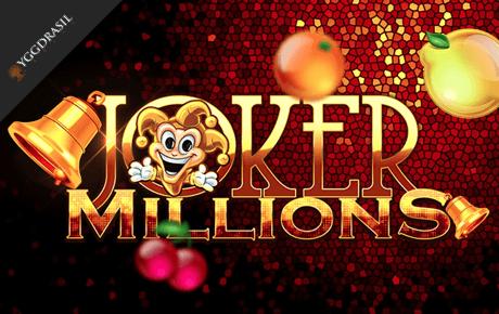 joker millions spielautomat - yggdrasil gaming