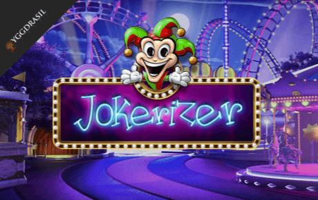 jokerizer spielautomat - yggdrasil gaming