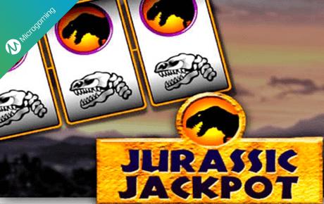 jurassic jackpot spielautomat - microgaming