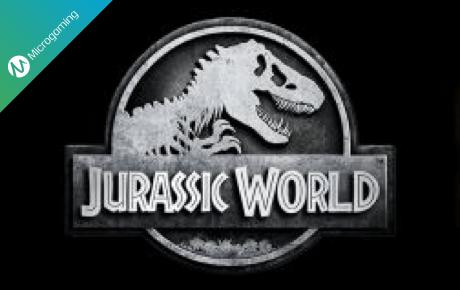 jurassic world spielautomat - microgaming
