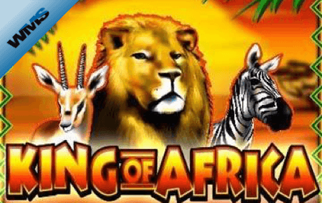 king of africa spielautomat - wms williams interactive