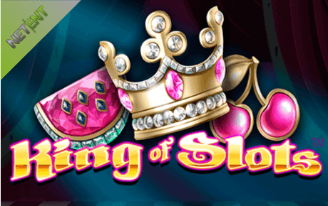 king of slots spielautomat - netent