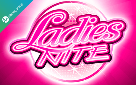 ladies nite spielautomat - microgaming