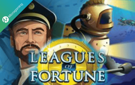 leagues of fortune spielautomat - microgaming