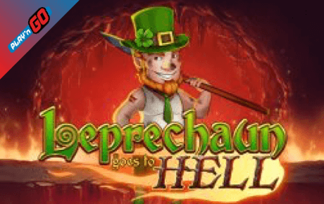 leprechaun goes to hell spielautomat - playn go