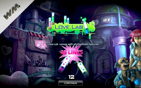 love lab slot machine online