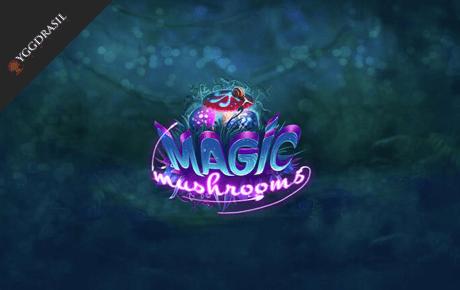 magic mushrooms spielautomat - yggdrasil gaming