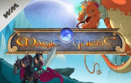 magic quest spielautomat - world match