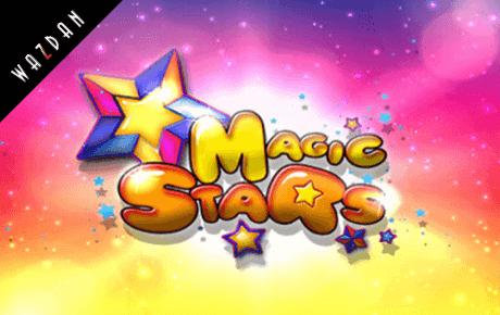 magic stars spielautomat - wazdan