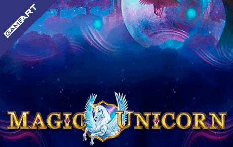 magic unicorn spielautomat - gameart