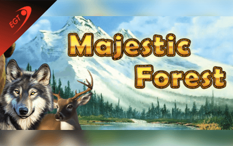 majestic forest spielautomat - euro games technology