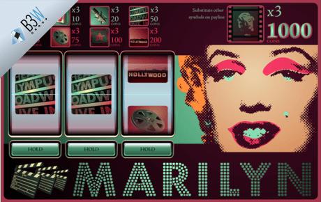 marilyn spielautomat - b3w group