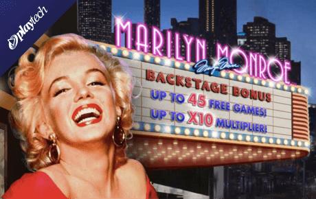 marilyn monroe spielautomat - playtech