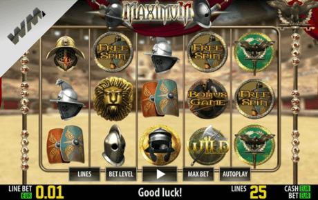 maximum spielautomat - world match