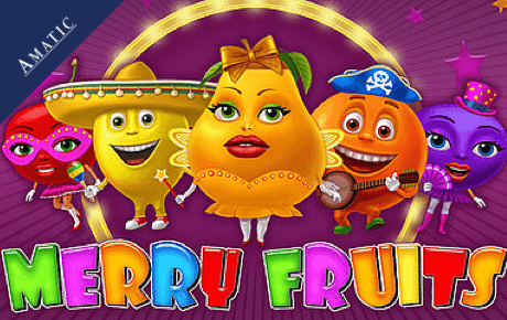 merry fruits spielautomat - amatic industries