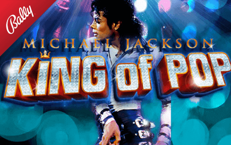 michael jackson king of pop spielautomat - bally