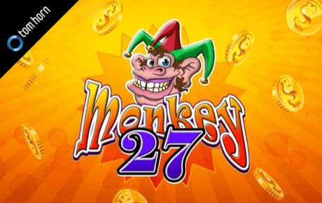 monkey 27 spielautomat - tom horn gaming