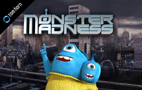 monster madness spielautomat - tom horn gaming