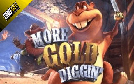 more gold diggin spielautomat - betsoft