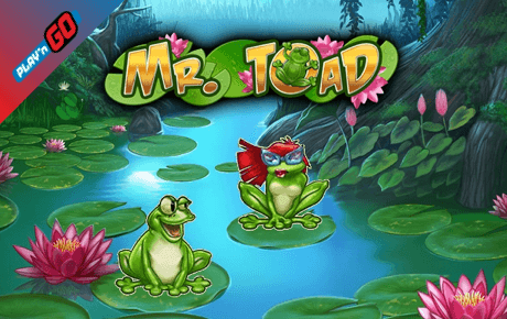 mr toad spielautomat - playn go