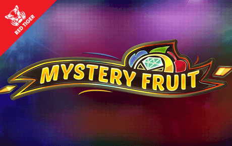 mystery fruit spielautomat - red tiger gaming