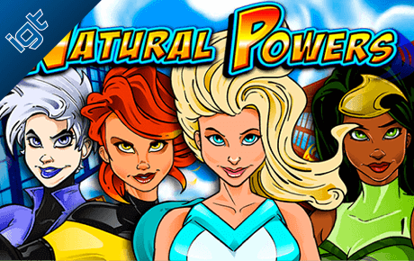 natural powers spielautomat - igt wagerworks