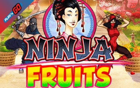 ninja fruits spielautomat - playn go
