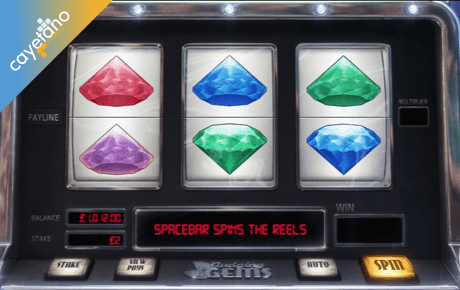 nudging gems spielautomat - cayetano gaming