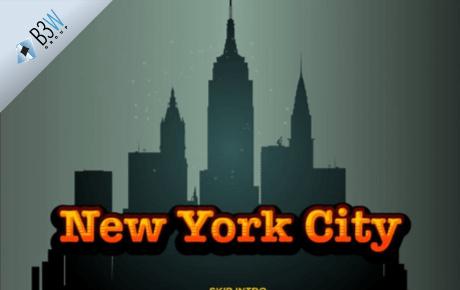 ny city spielautomat - b3w group