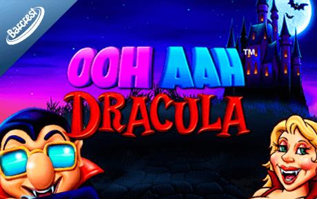 ooh aah dracula spielautomat - barcrest games