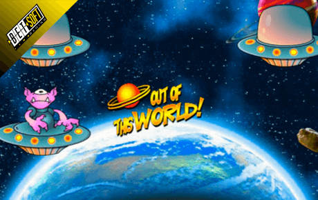 out of this world spielautomat - betsoft