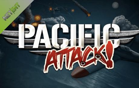 pacific attack spielautomat - netent