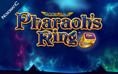 pharaohs ring spielautomat - novomatic