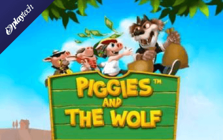 piggies and the wolf spielautomat - playtech