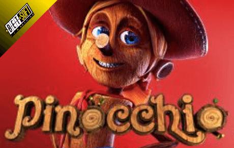 pinocchio spielautomat - betsoft