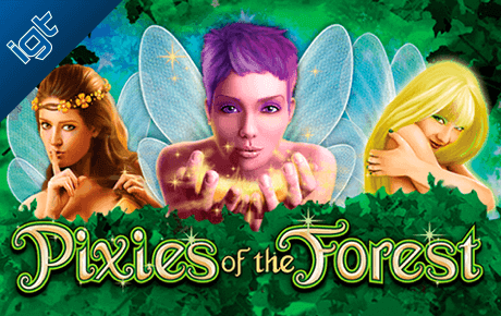 pixies of the forest spielautomat - igt wagerworks