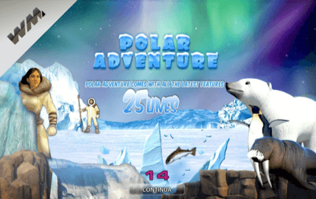 polar adventure spielautomat - world match