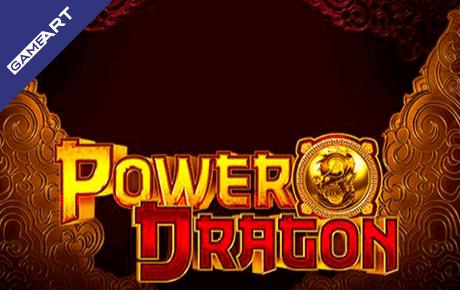 power dragon spielautomat - gameart