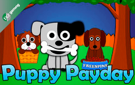 puppy payday spielautomat - 1x2gaming