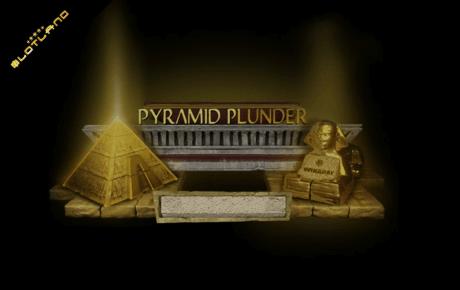 pyramid plunder spielautomat - slotland entertainment