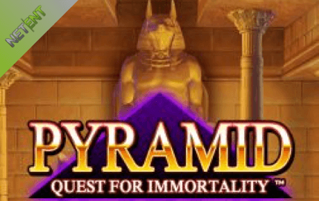 pyramid quest for immortality spielautomat - netent