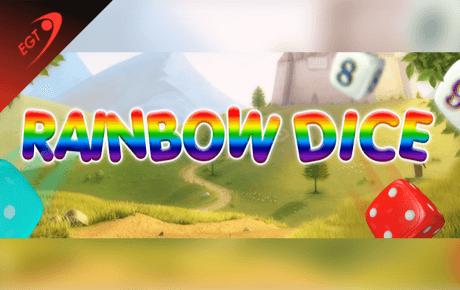 rainbow dice spielautomat - euro games technology