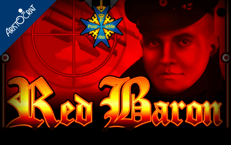 red baron spielautomat - aristocrat