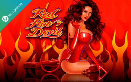 red hot devil spielautomat - microgaming